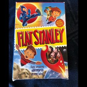 Flat Stanley 8 book collection